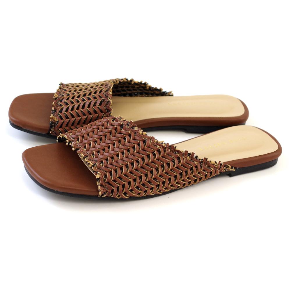 AmiAmiのシューズ・靴/サンダル|ブラウン