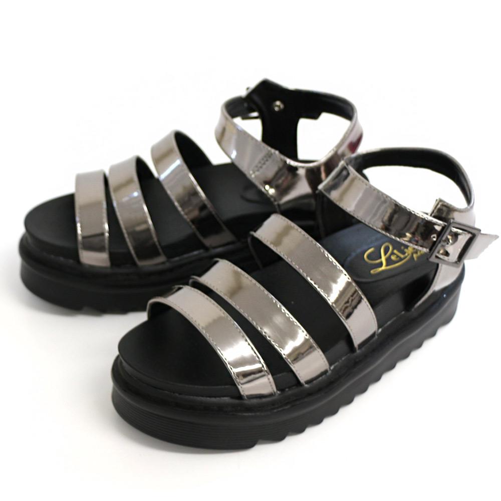 AmiAmiのシューズ・靴/サンダル|ガンメタ