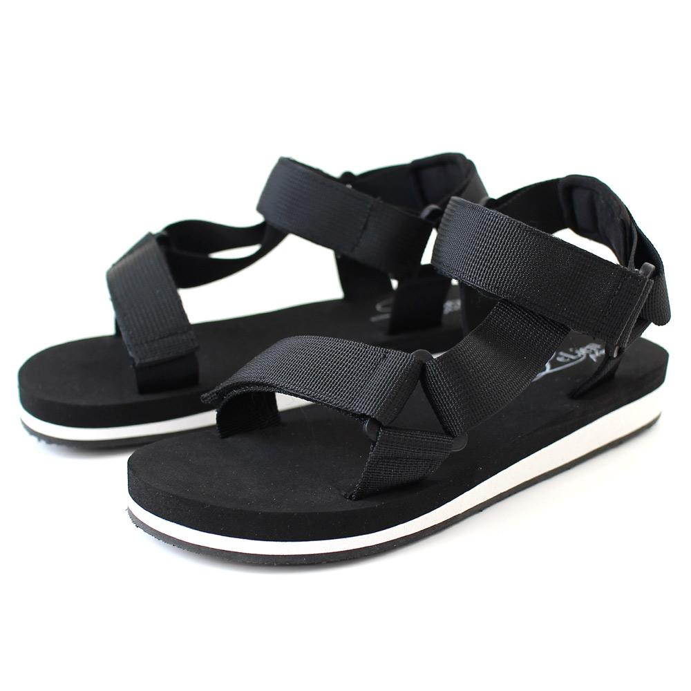 AmiAmiのシューズ・靴/サンダル|ブラック
