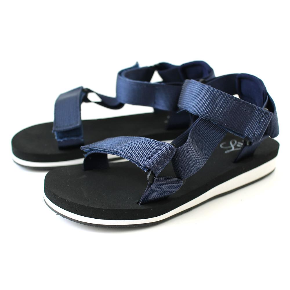 AmiAmiのシューズ・靴/サンダル|ネイビー