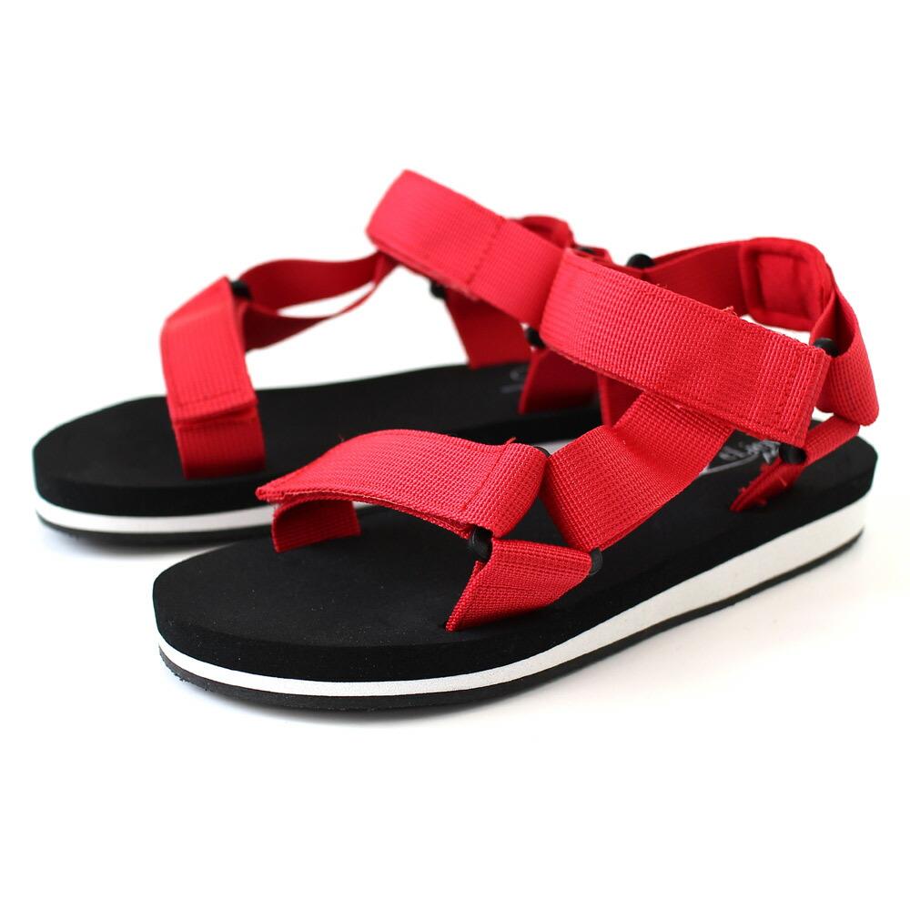 AmiAmiのシューズ・靴/サンダル|レッド