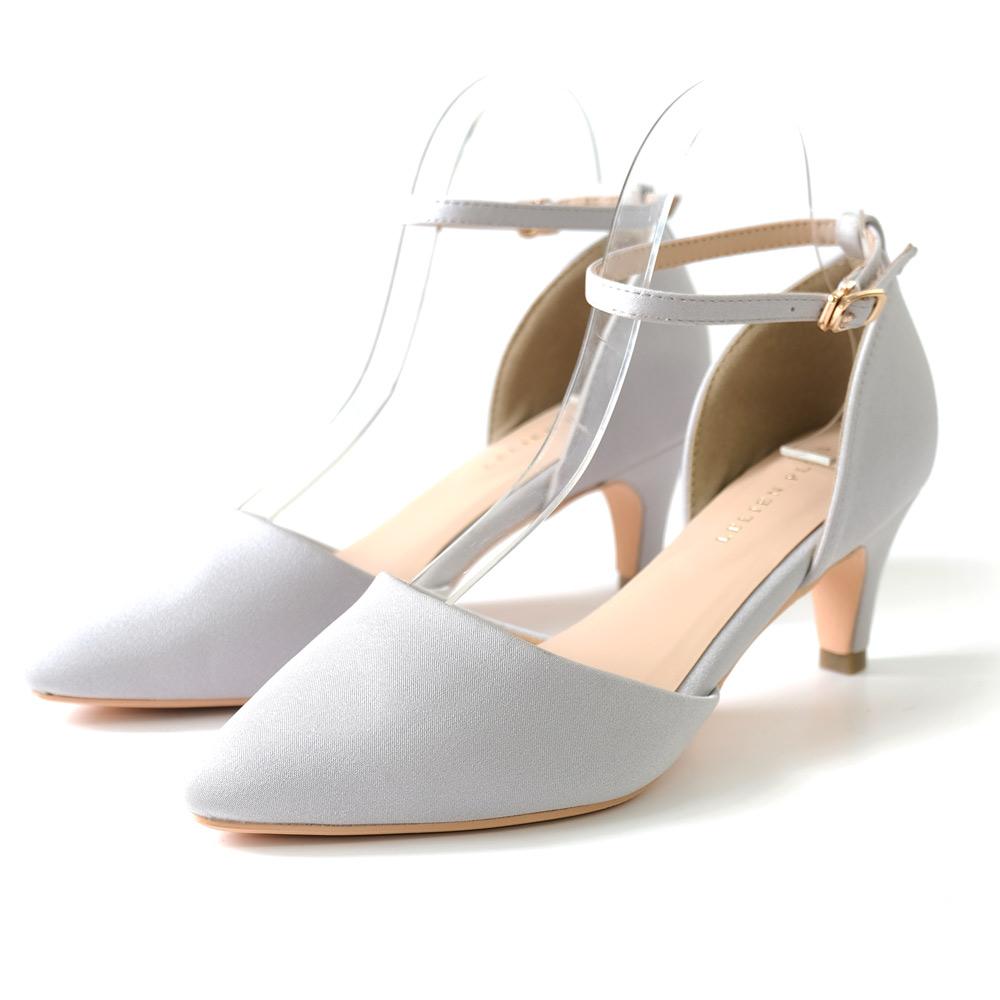 AmiAmiのシューズ・靴/パンプス|ライトグレー(ドークレ)