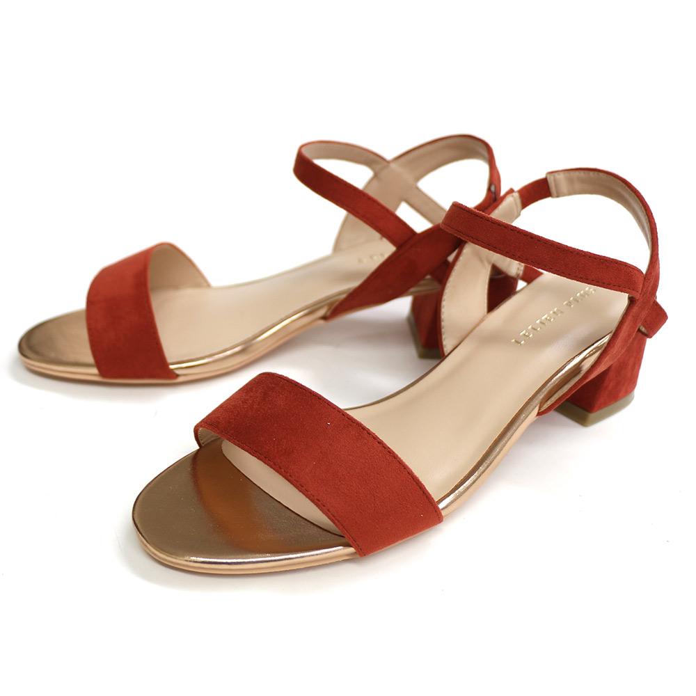 AmiAmiのシューズ・靴/サンダル|オレンジ