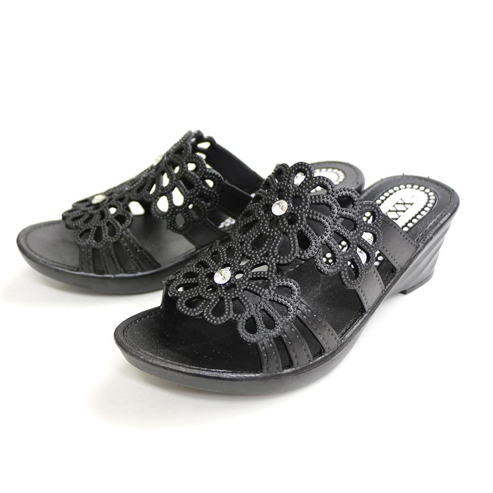AmiAmiのシューズ・靴/ミュール|ブラック