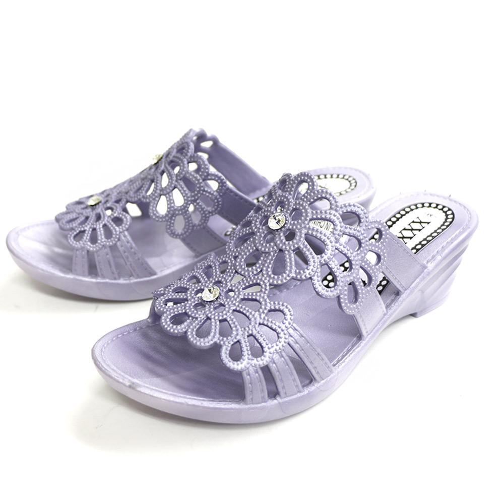 AmiAmiのシューズ・靴/ミュール|シルバー