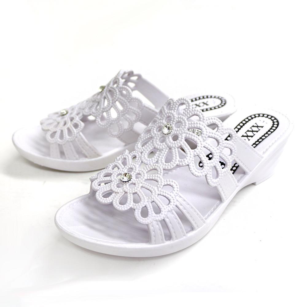 AmiAmiのシューズ・靴/ミュール|ホワイト