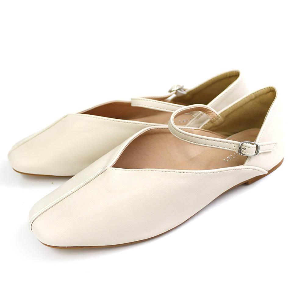 AmiAmiのシューズ・靴/パンプス|アイボリー