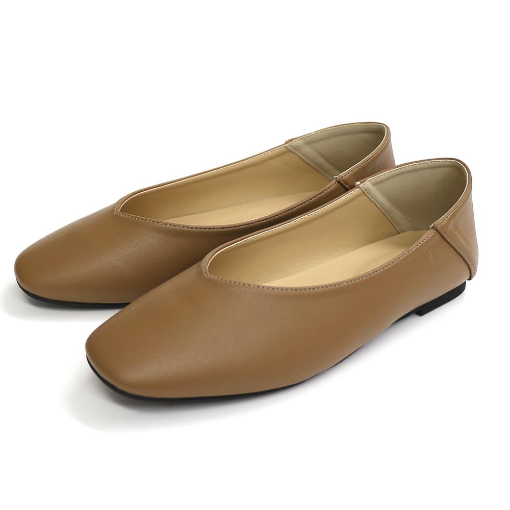 AmiAmiのシューズ・靴/パンプス|モカ(スムース)