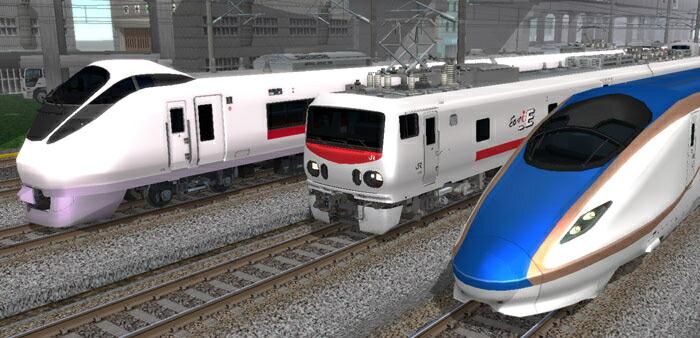 鉄道模型シミュレーター5-14+