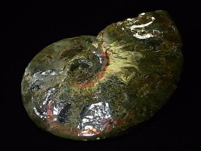 アンモライト原石