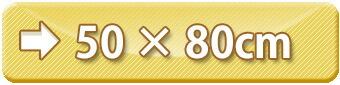 ラグサイズ:50×80cm
