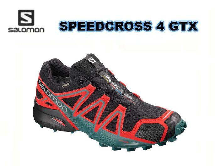 salomon speedcross 4 gtx gore tex herren azul