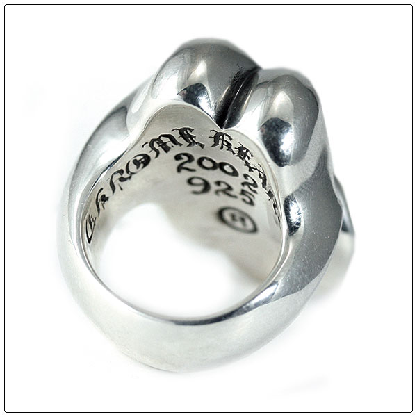 Chrome hearts ring