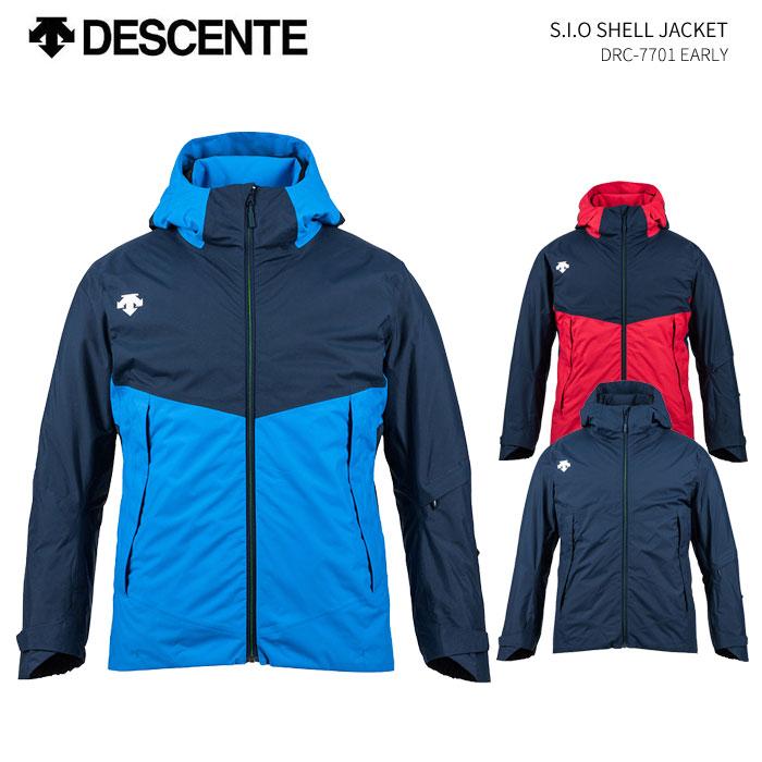 DESCENTE/デサント ジャケット/S.I.O SHELL JACKET/DRC-7701