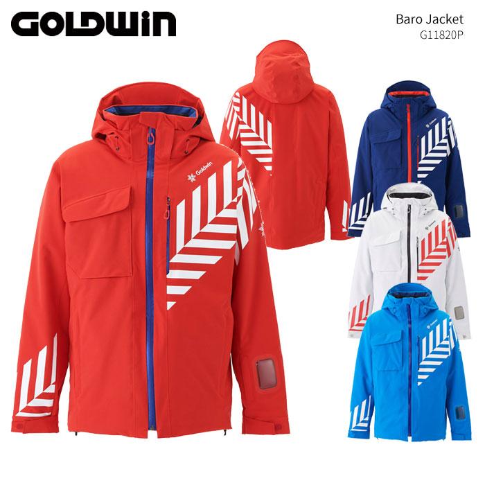 GOLDWIN/ゴールドウイン スキーウェア ジャケット/G11820P(2019)