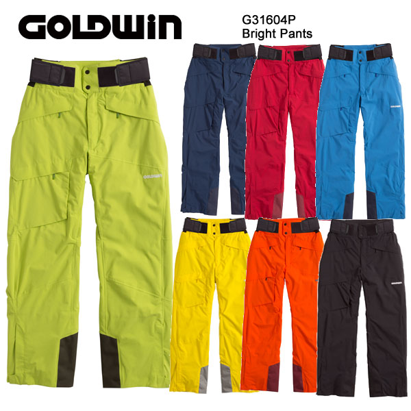 スキーウェア パンツ/GOLDWIN ゴールドウィン Bright G31604P