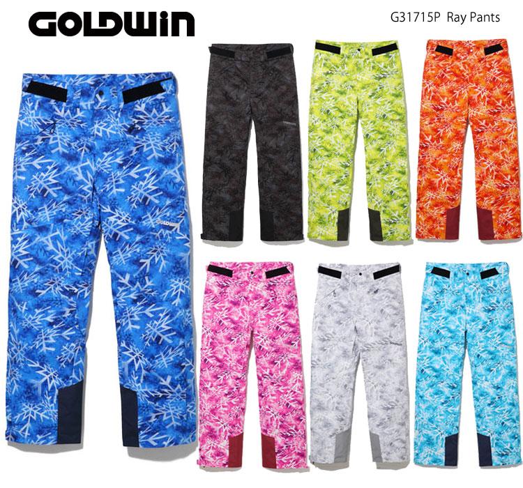 スキーウェア パンツ/GOLDWIN ゴールドウイン G31715P