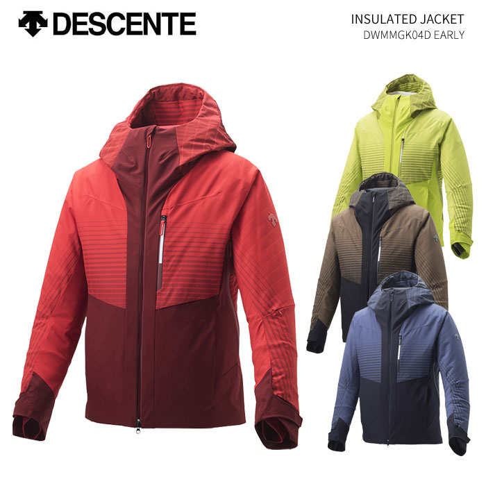 DESCENTE/デサント スキーウェア ジャケット/INSULATED JACKET DWMMGK04D