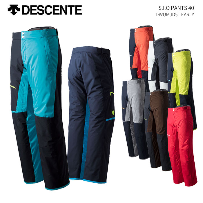 DESCENTE/デサント スキーウェア パンツ/DWUMJD51(2019)