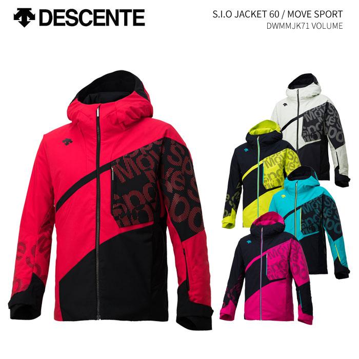 DESCENTE/デサント スキーウェア/S.I.O JACKET 60/MOVE SPORT/DWMMJK71