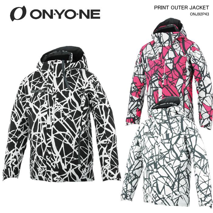ONYONE/オンヨネ スキーウェア ジャケット/ONJ92P43