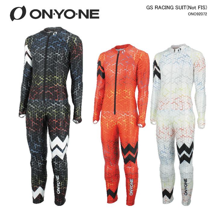 ONYONE/オンヨネ スキーウェア ワンピース GS RACING SUIT/ONO92072