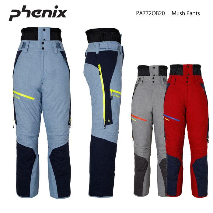 スキーウェア パンツ/PHENIX フェニックス Mush Pants PA772OB20