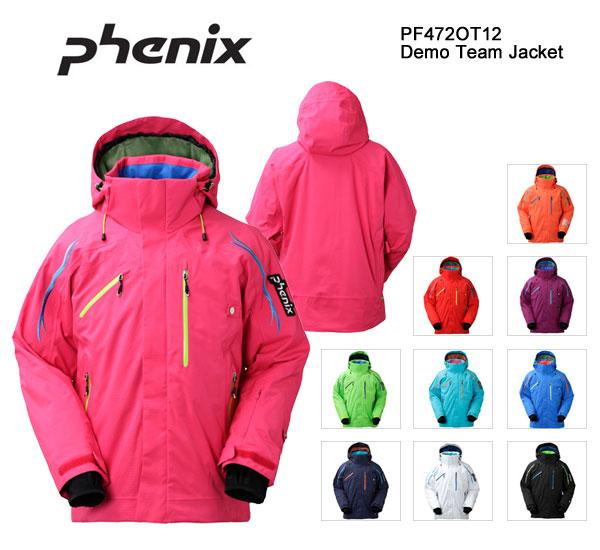 【楽天市場】2014 2015 Phenix フェニックス スキーウェア デモチーム ジャケット Pf472ot12