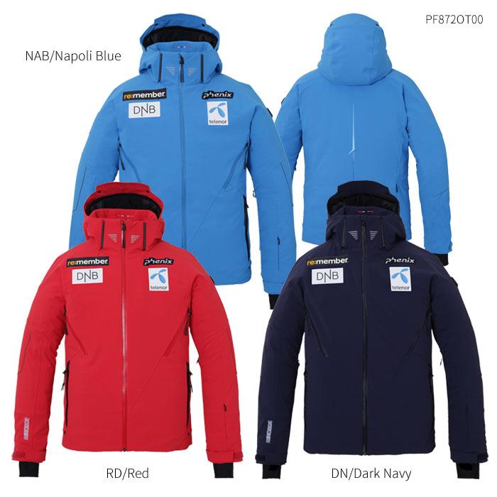 PHENIX/フェニックス スキーウェア ジャケット/Norway Alpine Team Jacket/PF872OT00