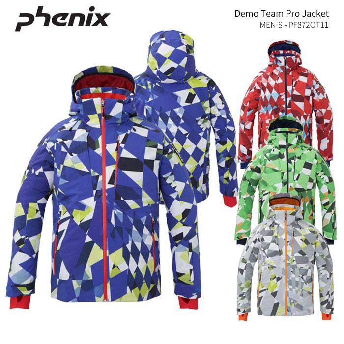 PPHENIX/フェニックス ジャケット/Demo Team Pro Jacket/PF872OT11