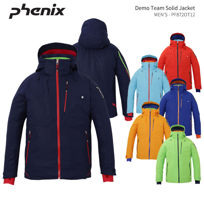 PHENIX/フェニックス スキーウェア ジャケット/PF872OT12(2019)