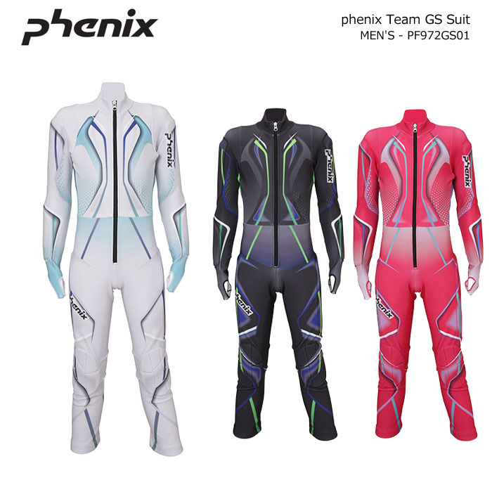 PHENIX/フェニックス GSワンピース/phenix Team GS Suit/PF972GS01