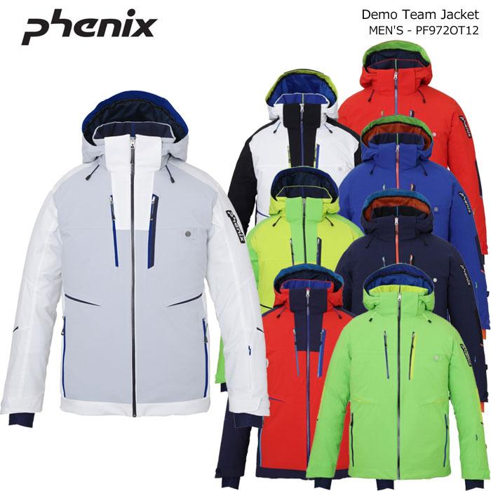 PHENIX/フェニックス スキーウェア ジャケット/PF972OT12