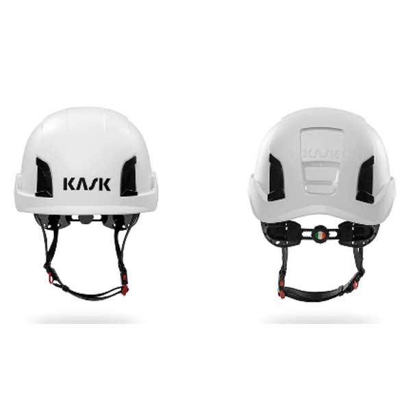カスク(KASK)(イタリア) 高視認性 絶縁ヘルメット 「ゼニス」 Zenith 【KK0100】  | チェンソー レスキュー 建設 作業 林業 ツリーケア アーボリスト