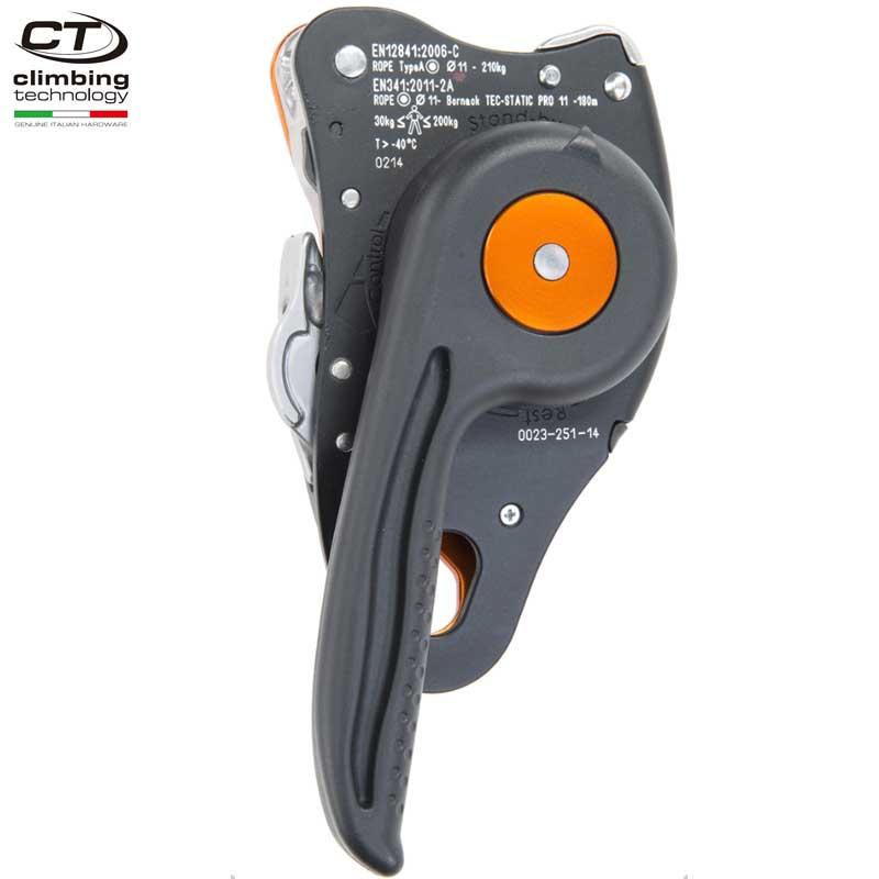 クライミングテクノロジー(climbing technology)(イタリア) ディッセンダー(ディセンダー) 「スパロー 200R」 SPARROW 200R 【2D66400 WB5】 | セルフブレーキ 下降 レスキュー