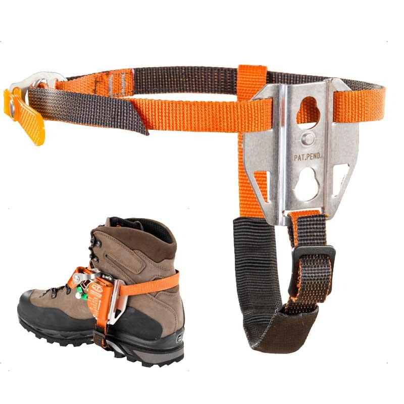 クライミングテクノロジー(climbing technology)(イタリア) ツリークライミング用 フットアッセンダー 「クイックツリー」 QUICK TREE 【2D658】 | ツリークライミング ロープ登高 レスキュー 下降