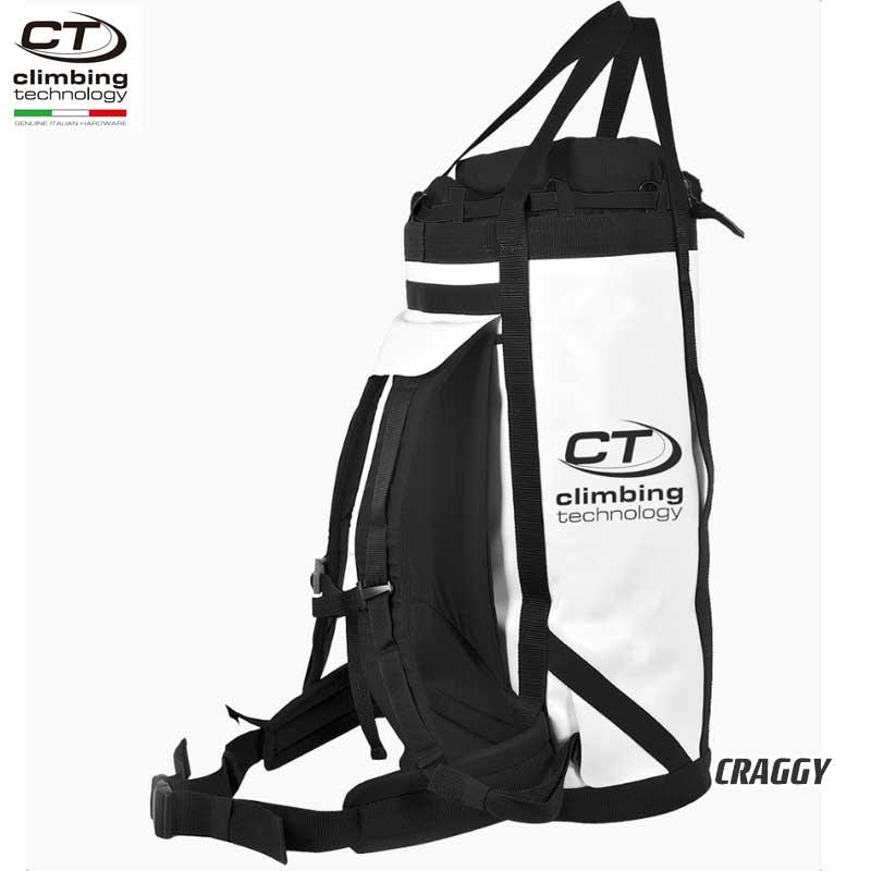 クライミングテクノロジー(climbing technology)(イタリア) ワークバッグ ロープバッグ 「クラジー」 CRAGGY 【7X96940】
