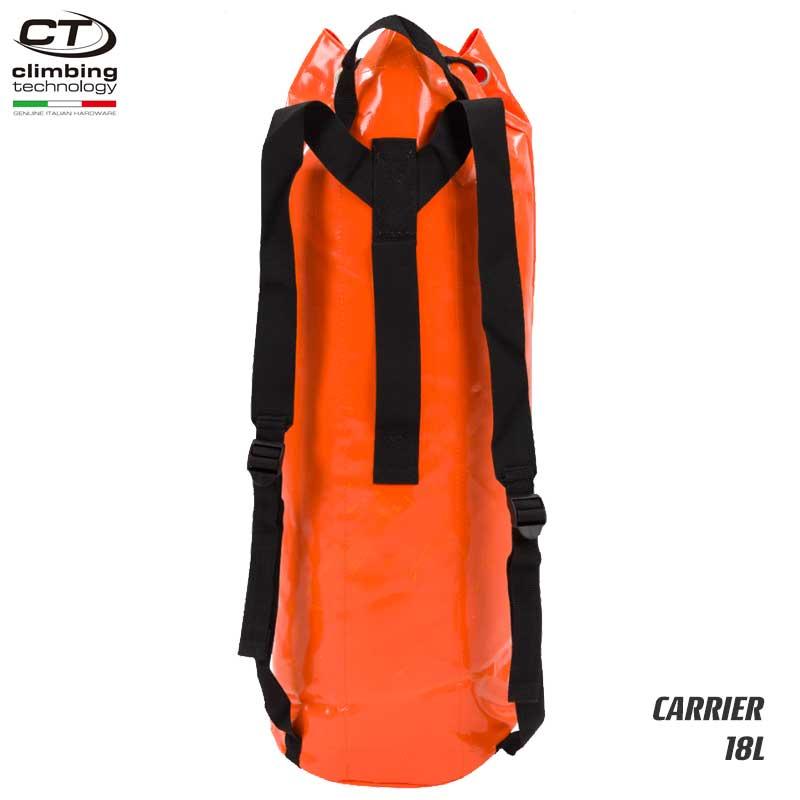 クライミングテクノロジー(climbing technology)(イタリア) ポリマー製 ワークバッグ ロープバッグ 「キャリアー 18L」 CARRIER 【6X96018】