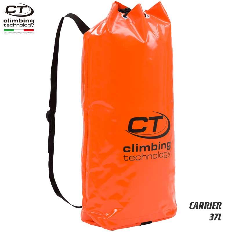 クライミングテクノロジー(climbing technology)(イタリア) ポリマー製 ワークバッグ ロープバッグ 「キャリアー 37L」 CARRIER