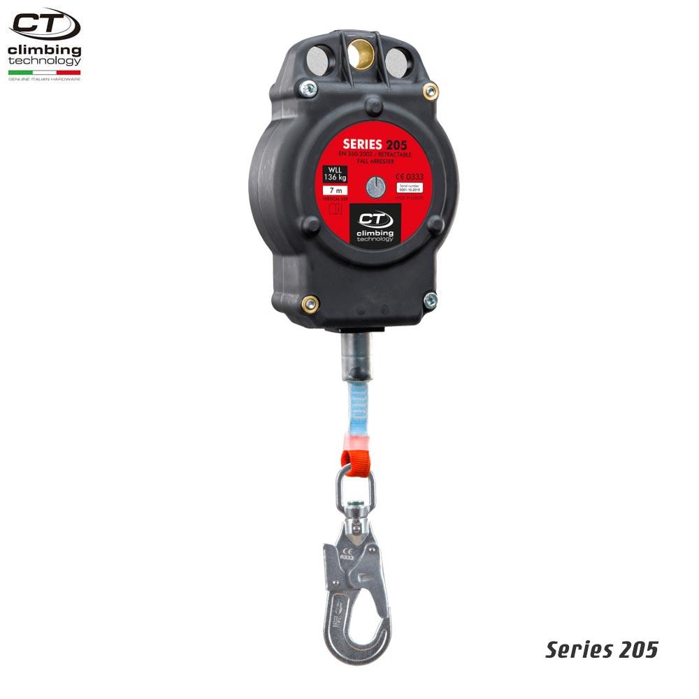 Climbing Technology(クライミングテクノロジー) セーリエ(Series) 205 0H-7m 【8G205 0H**V】