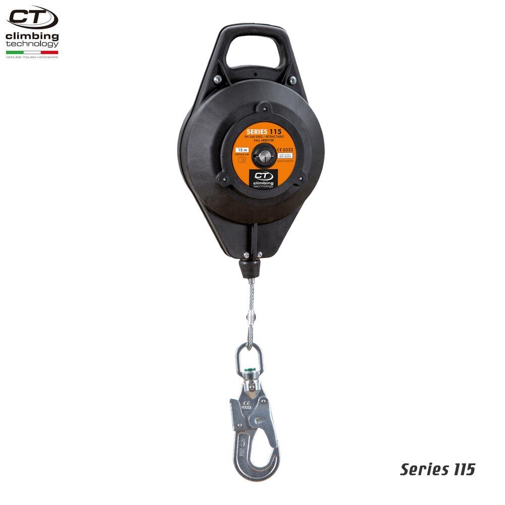 Climbing Technology(クライミングテクノロジー) セーリエ(Series) 115 0H-15m 【8G115 0H**V】