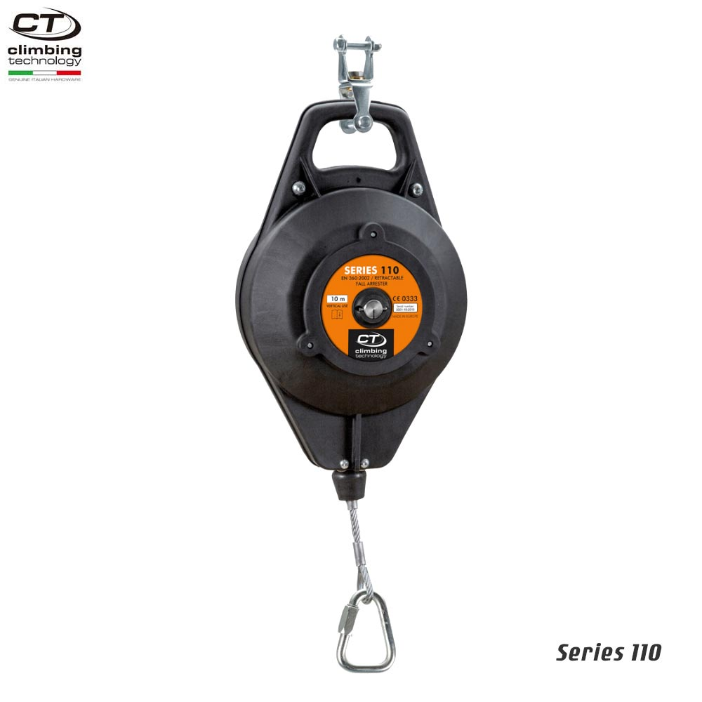Climbing Technology(クライミングテクノロジー) セーリエ(Series) 110 0K-10m 【8G1100KS0V0C1】