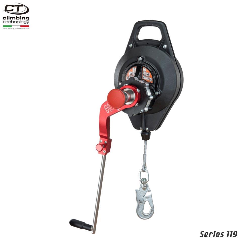 Climbing Technology(クライミングテクノロジー) セーリエ(Series) 119 0H-15m 【8G119 0H**V】