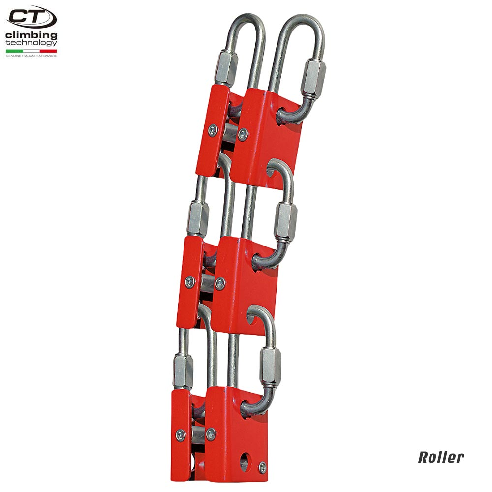 Climbing Technology(クライミングテクノロジー) ローププロテクター ローラー (Roller ) 【3V795X3】