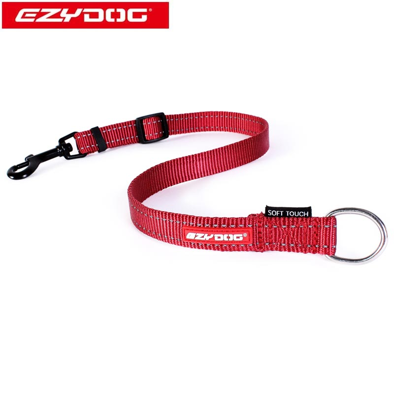 オーストラリア EZYDOG社 犬用(ドッグ) 延長用リード ソフトエクステンション | マトリー モングリルネオ トレーニングチョーク 仮係留 2頭引き