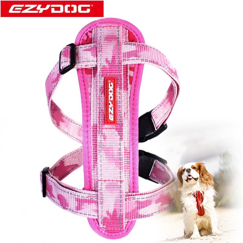 オーストラリア EZYDOG社 犬用(ドッグ) シートベルト固定具付ハーネス 「ハーネス Mサイズ」