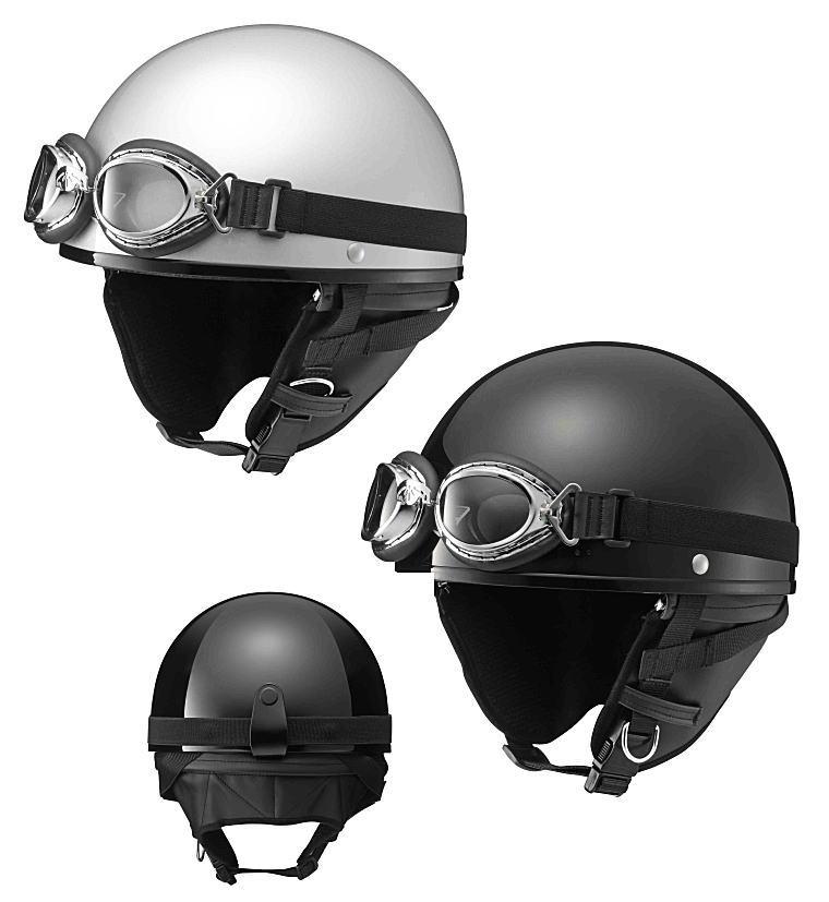 ヤマハハーフヘルメットGH-1V