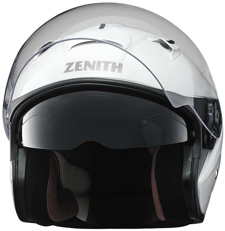 ヤマハサンバイザージェットヘルメット ゼニスYJ-14