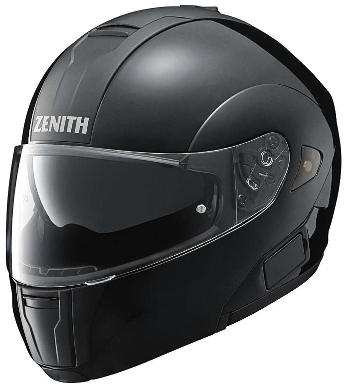 ヤマハサンバイザーシステムヘルメット ゼニスYJ-15メタルブラック