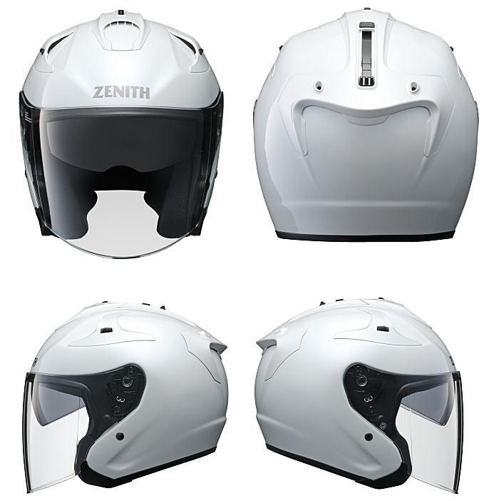 ヤマハサンバイザージェットヘルメットゼニスYJ-17